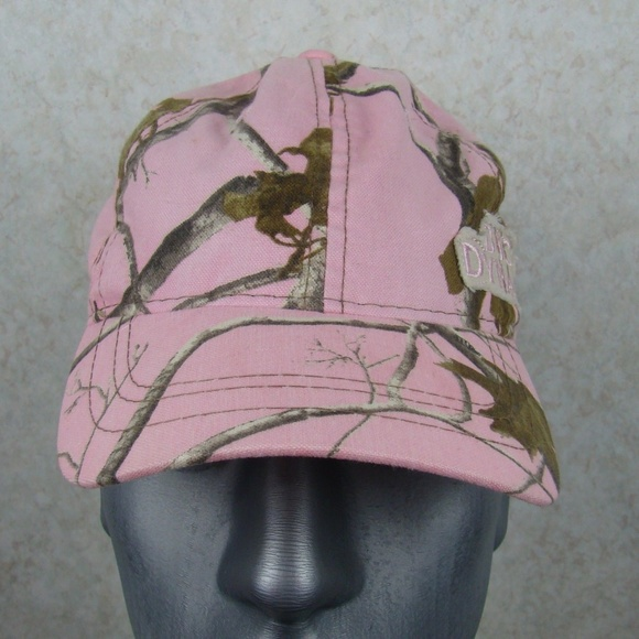 dfefc4697af5af Realtree Accessories | Duck Dynasty Pink Camo Hat Cap Hunting | Poshmark
